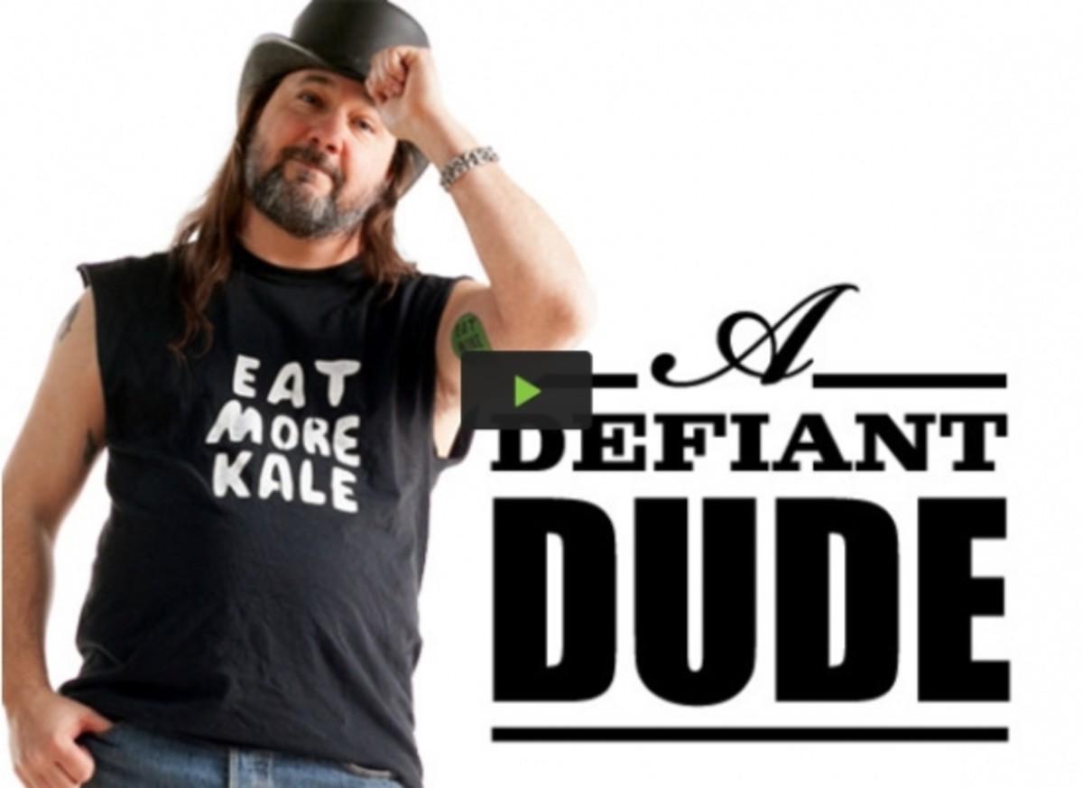 A Defiant Dude