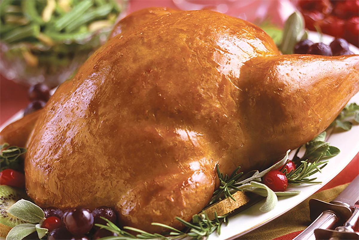 Vegan Thanksgiving Roasts: Vegetarian Plus Whole Vegan Turkey