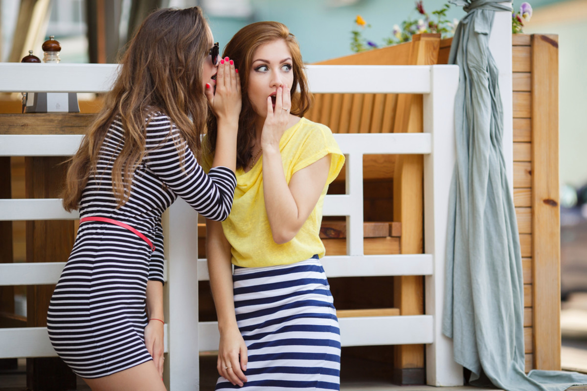 How to Stop Gossipping