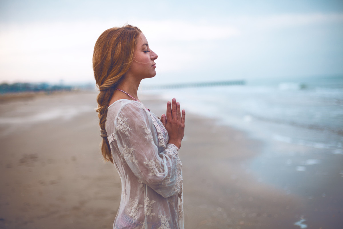 Breathe In, Breathe Out: Simple Breathwork Meditation For Beginners
