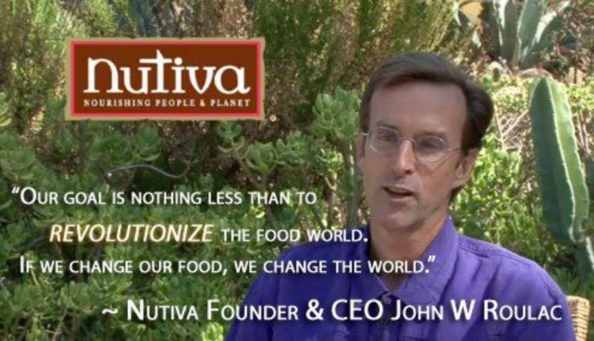 Nutiva founder John Roulac