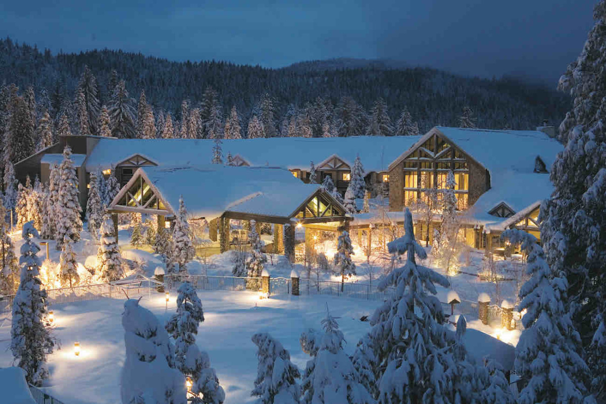 Winter Wellness Escapes