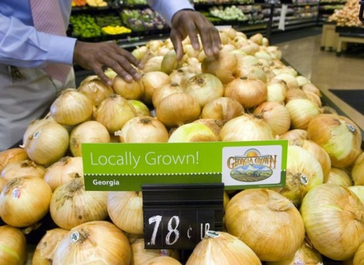 Locally grown?