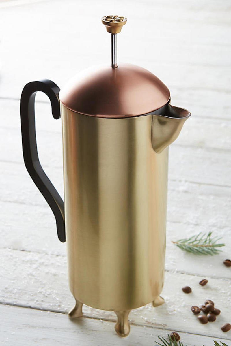 conscious foodie - french press