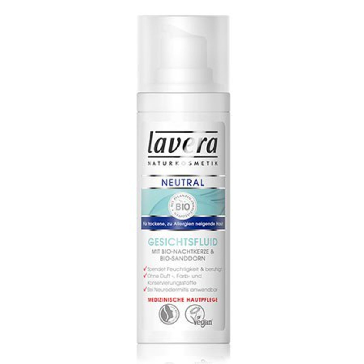 Lavera Neutral Face Fluid
