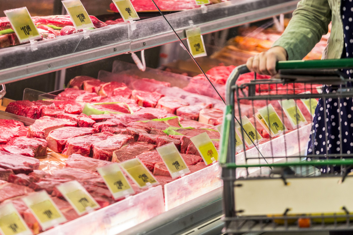 American Beef Consumption Drops Nearly 20 Percent, NRDC Report Shows