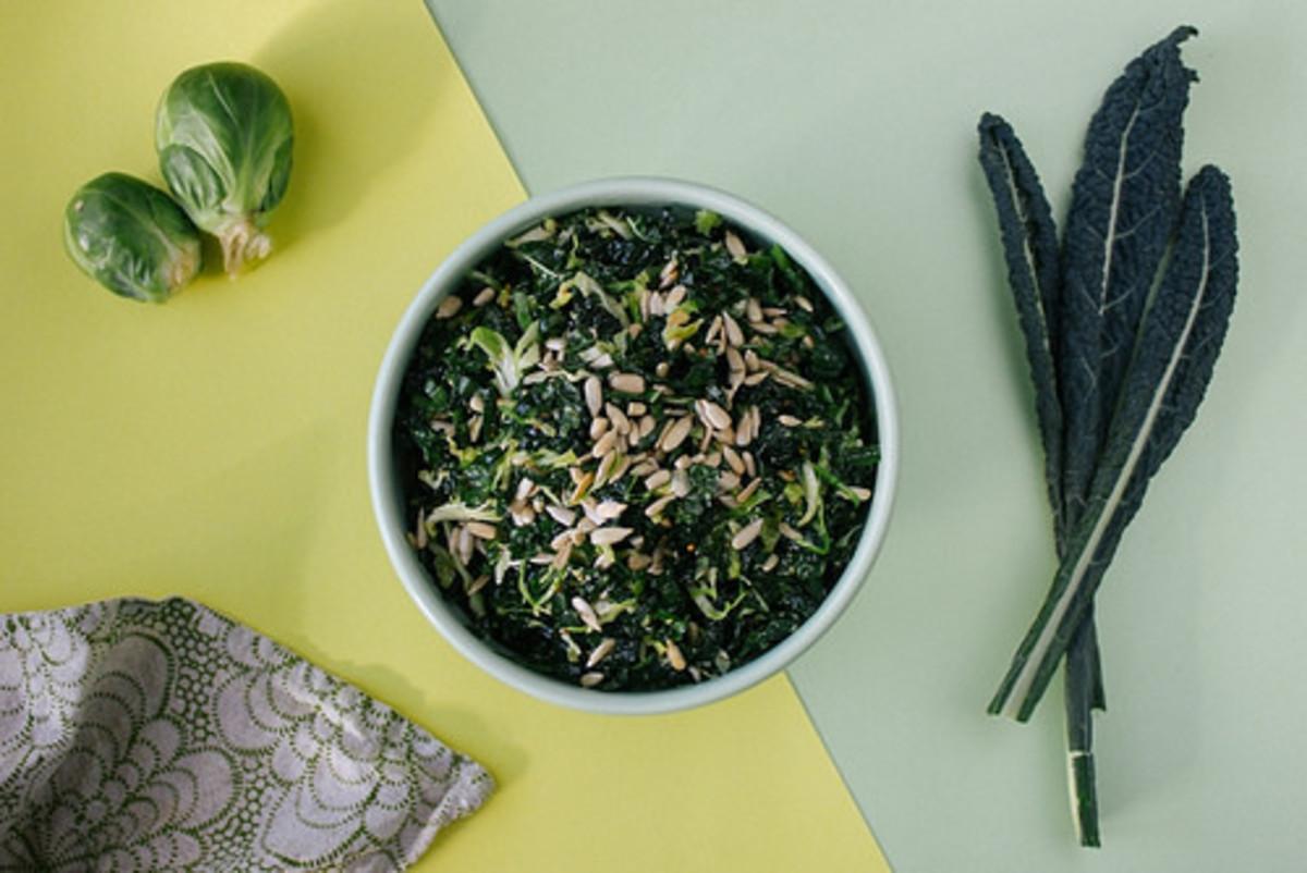 How to Master the Shredded Veggie Salad