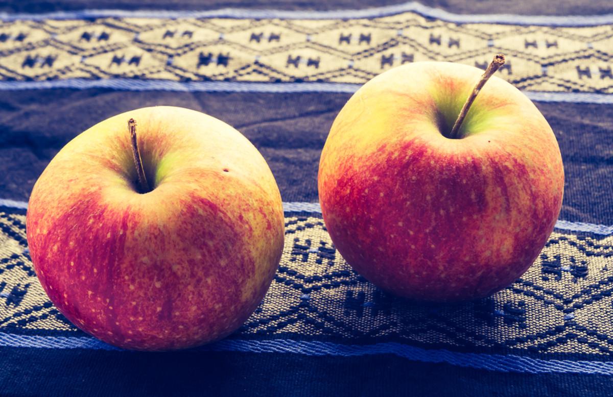 The Honeycrisp apple has a new rival.