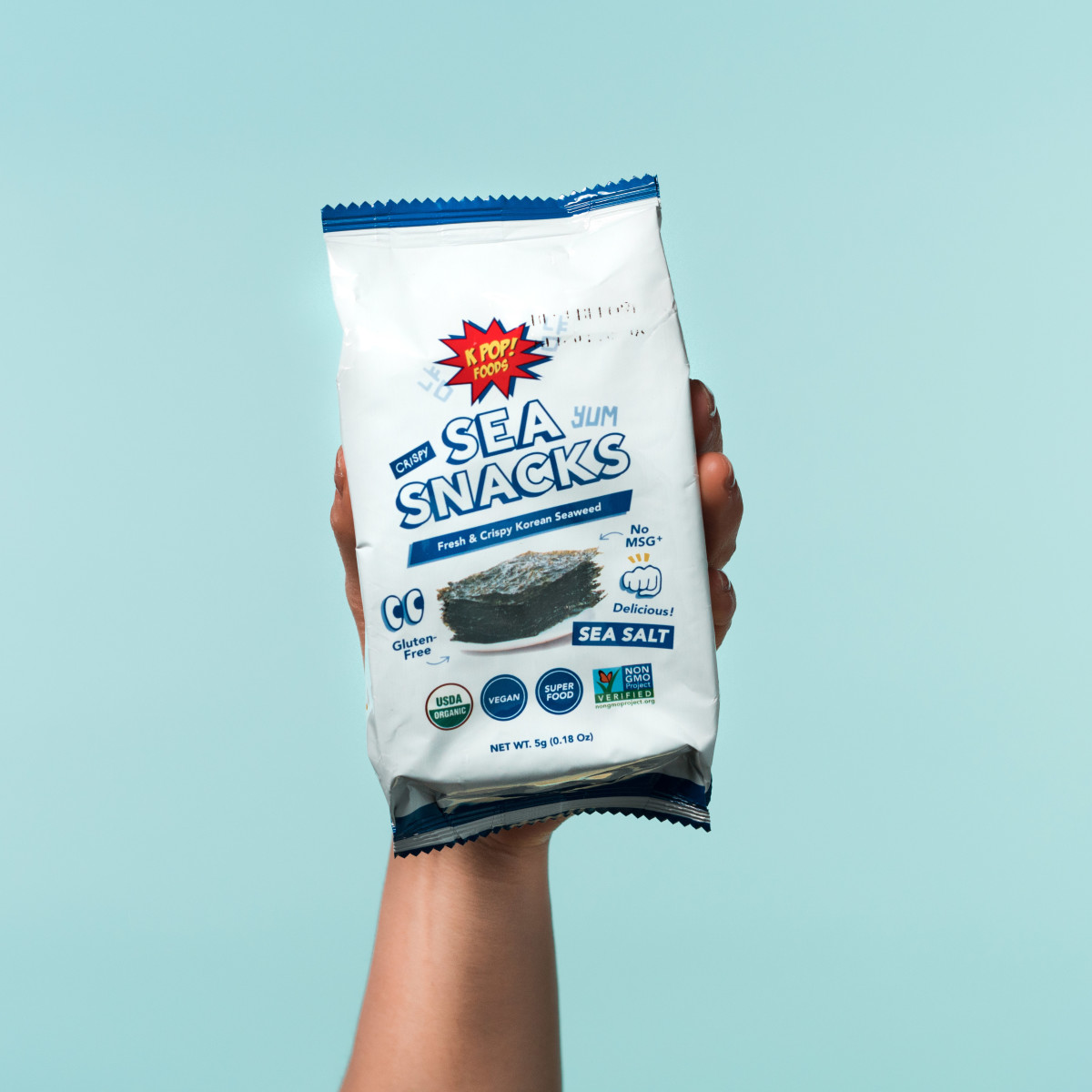 single hand sea snacks 1to1 med res