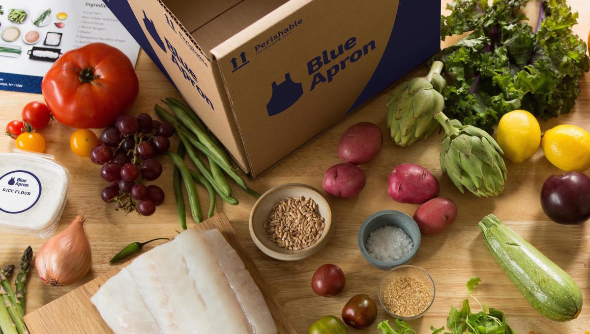 Are Meal Kits Better for the Planet