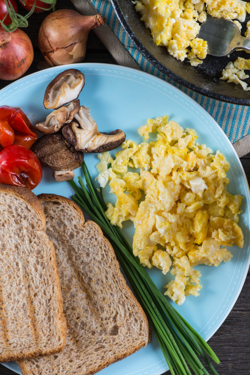 Which Came First: The Vegan or Follow Your Heart's VeganEgg?