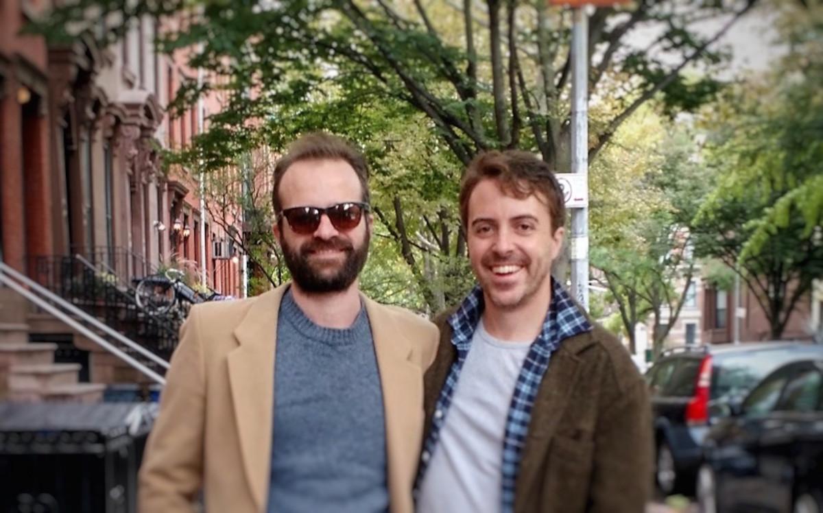 howgood founders Arthur and Alexander Gillett