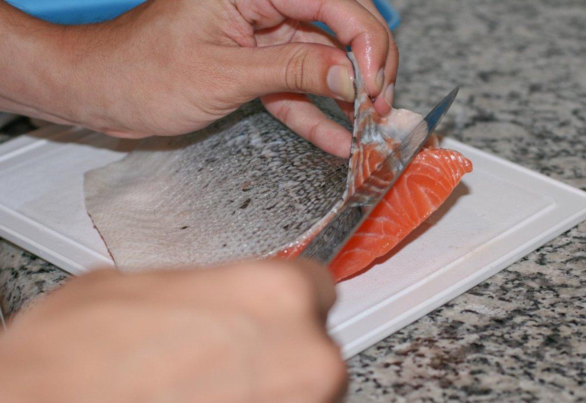 mercury levels in fish photo