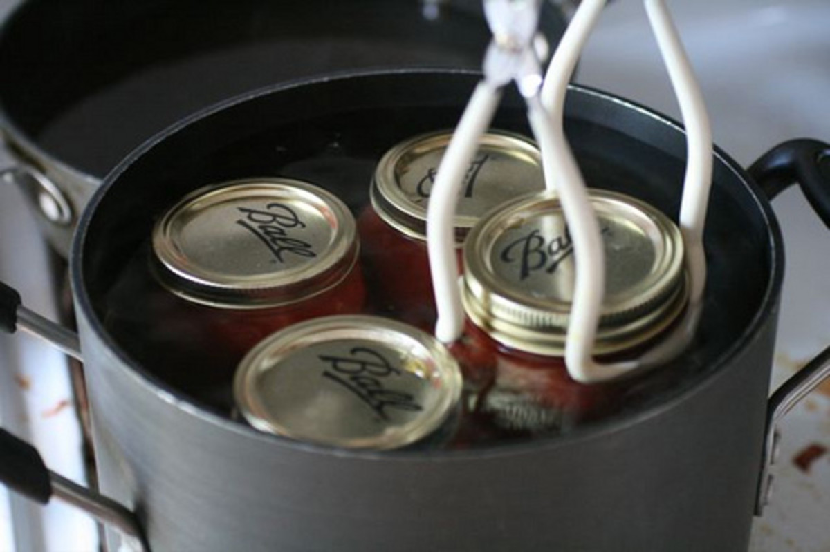 Canning at home is easier than you think