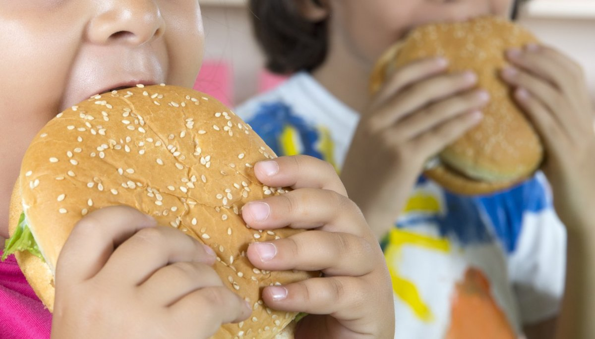 Kids Are Eating 12% More Fast Food Than In 2010, Study Finds