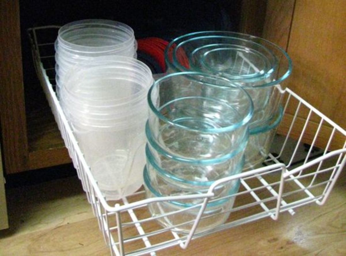 4 Tips for Safe and Eco-Friendly Food Storage - Organic