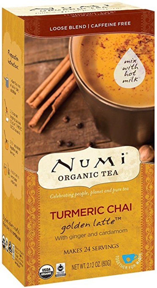 turmeric blends