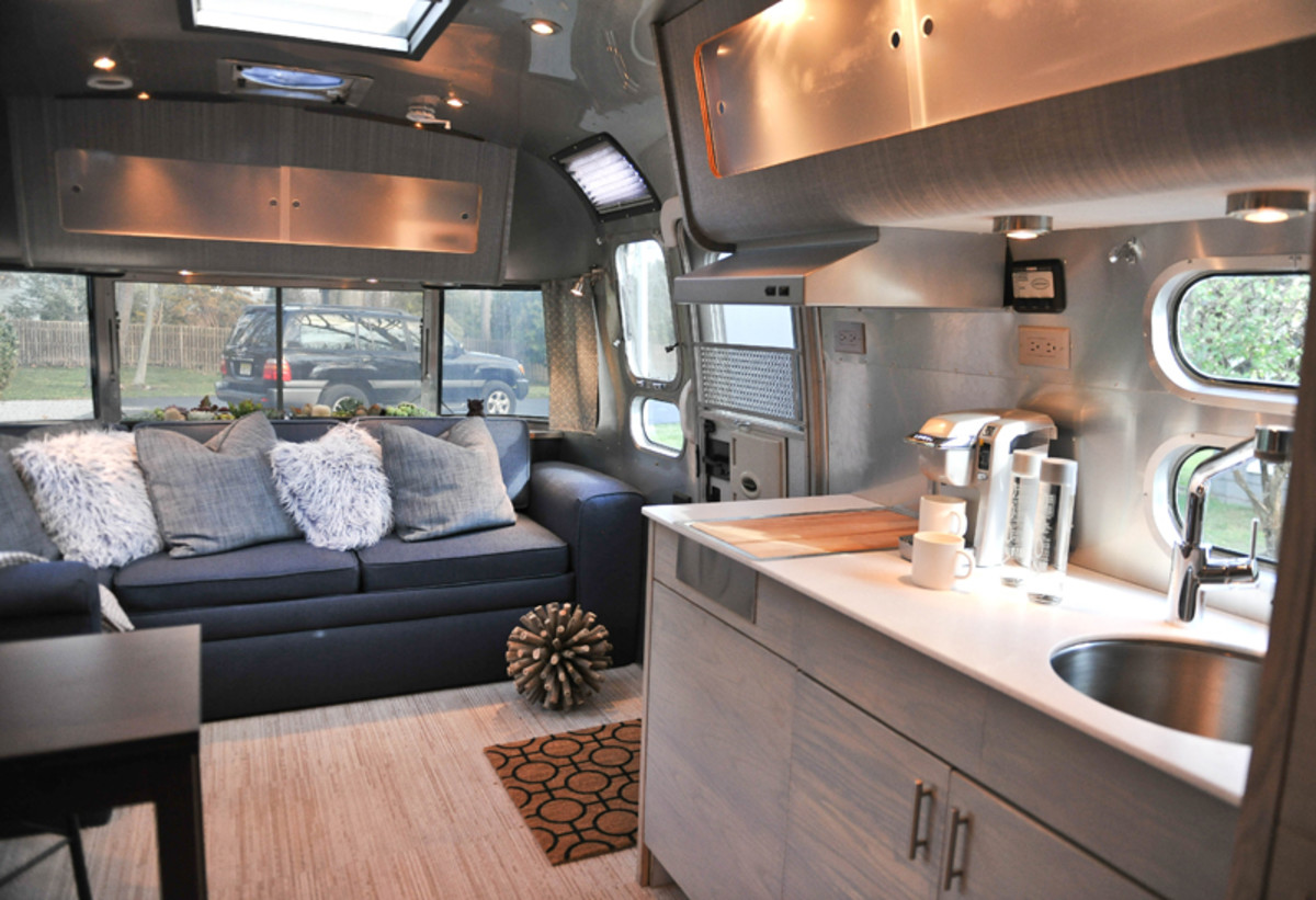 Remodeled vintage campers to drool over!
