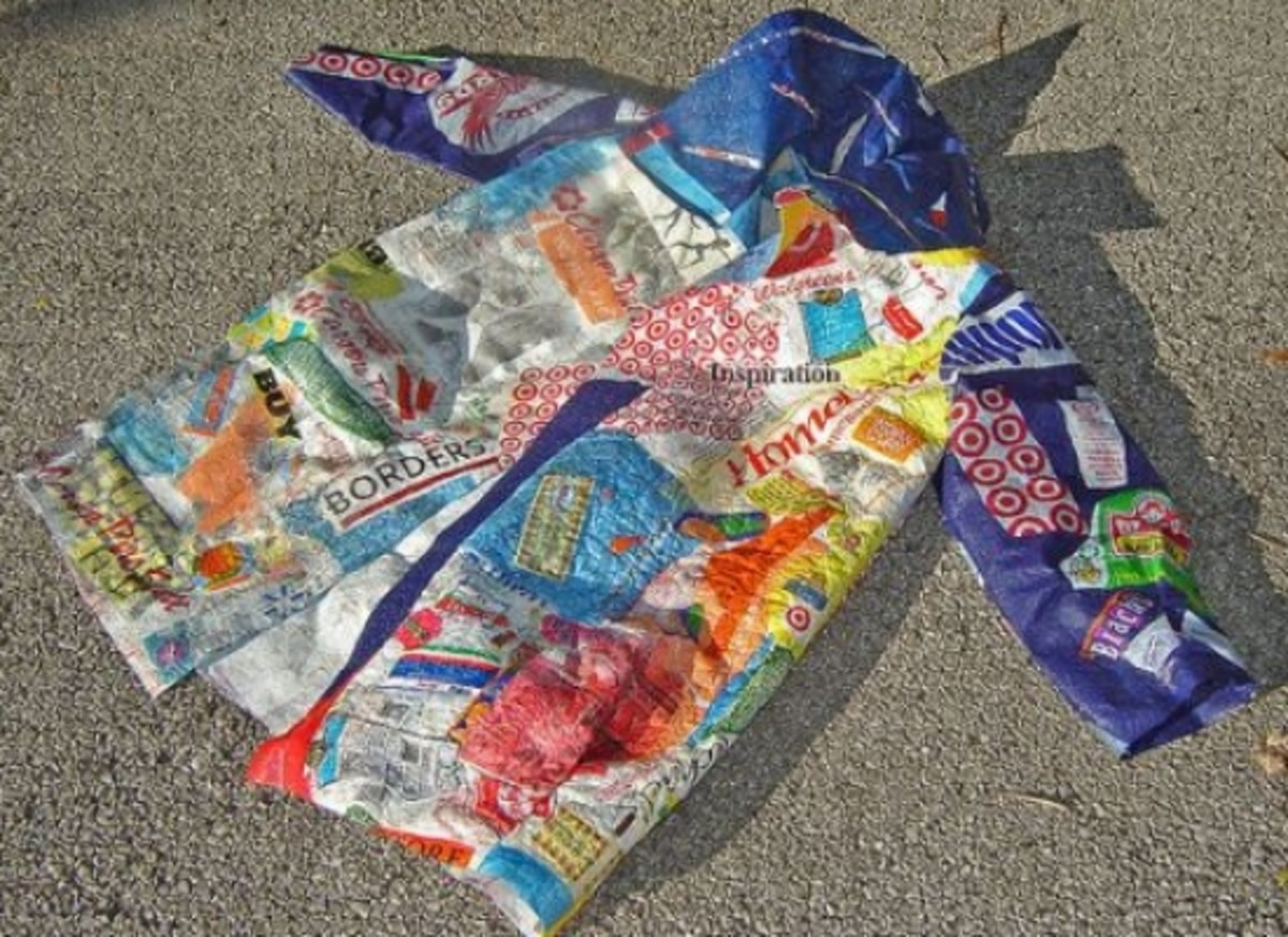 Raincoat Plastic Bags