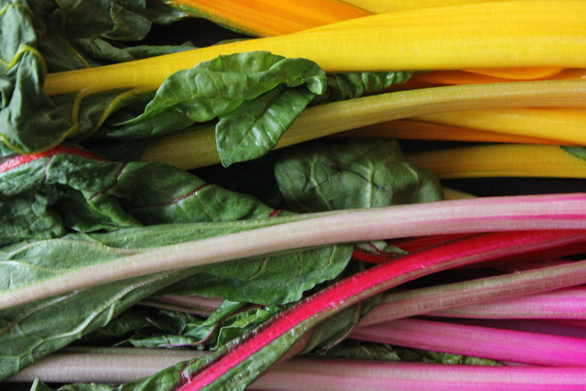 This week's From Our Friends has advice on coloring Easter eggs and cooking chard.