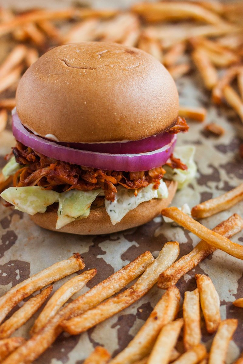 The Ultimate BBQ Jackfruit Pulled Pork Recipe