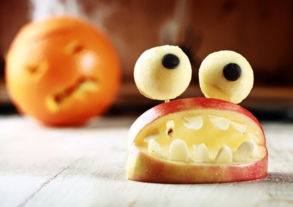Healthy Halloween Treats: Serve Up Fun, Delicious Scares