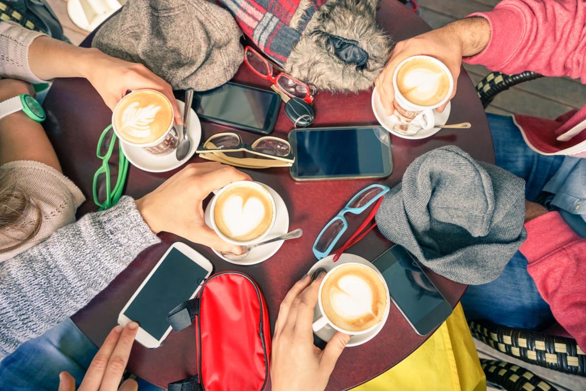 Organic Half-and-Half makes great coffee... According to Organic Authority.