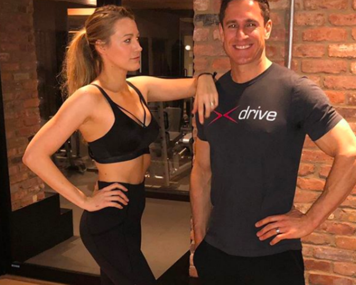 It Took Blake Lively 14 Months to Shed Her Pregnancy Pounds. Here's How She Did It.