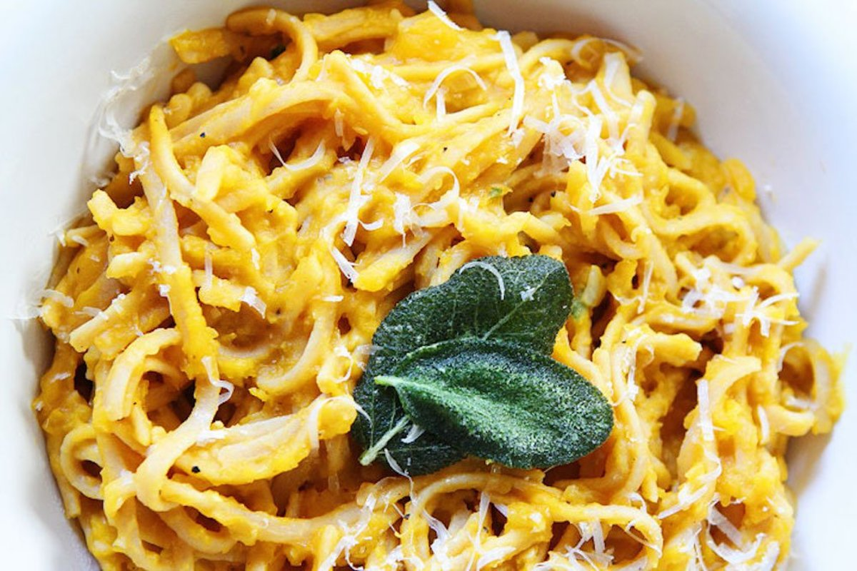 Fork-Twirling Pasta Recipes for a Delicious Meatless Monday