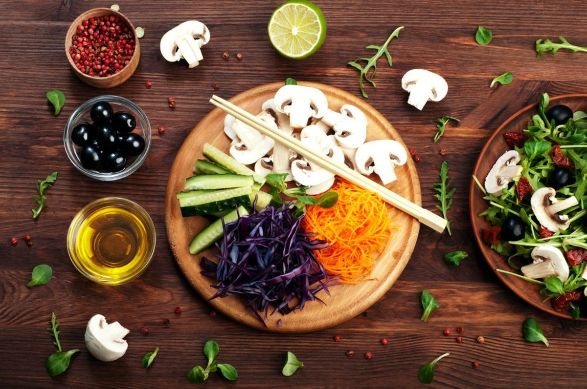 vegetarian lifestyle research paper Group 10 - veganism perceptions versus scientific the purpose of this research project is to the personal motives behind adopting a vegan lifestyle.