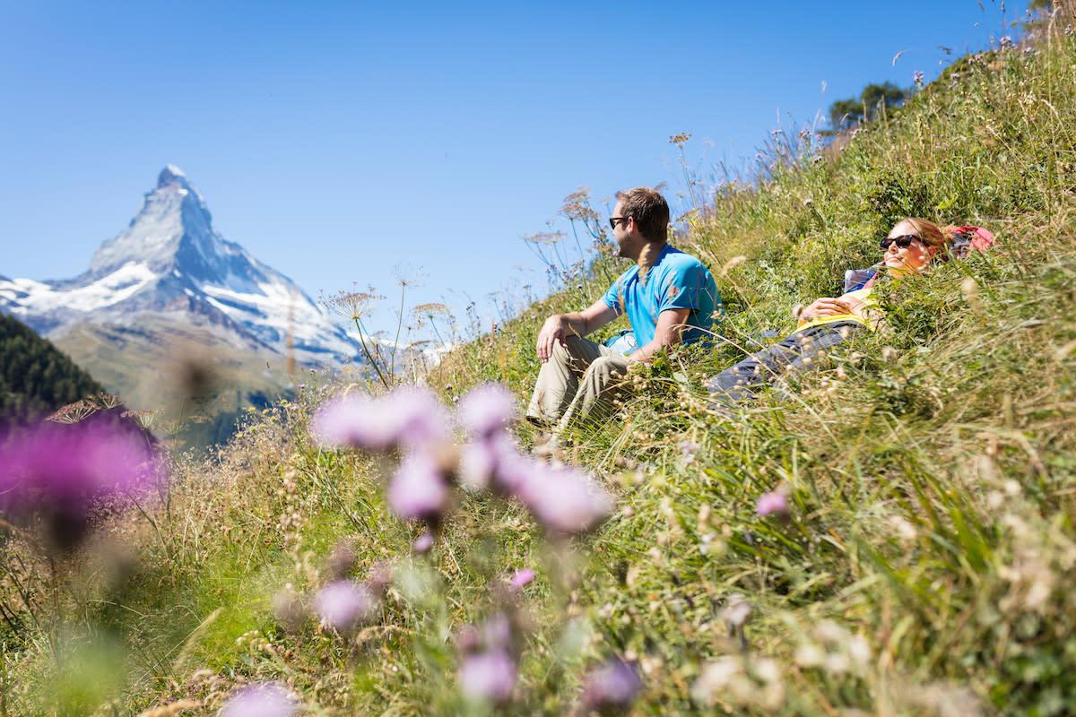The best in alpine wellness