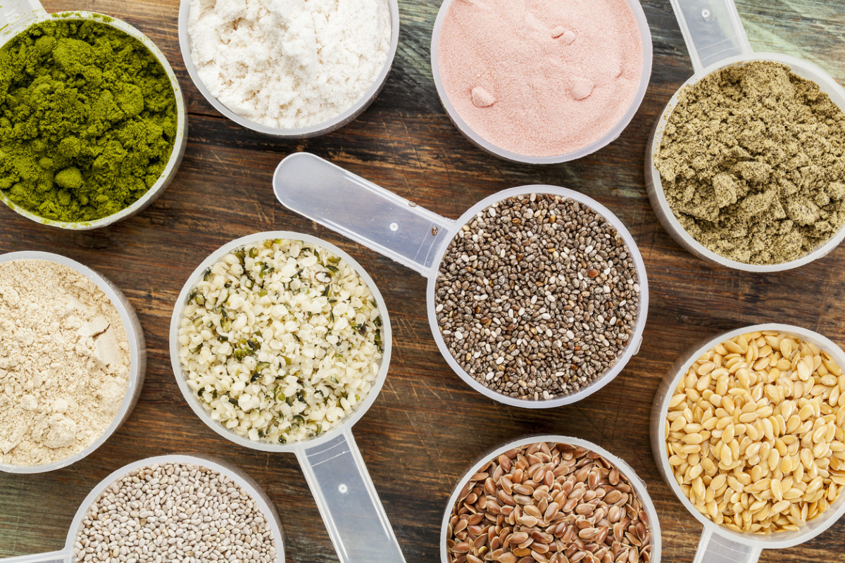 10 Mind-Boosting Superfood Supplements