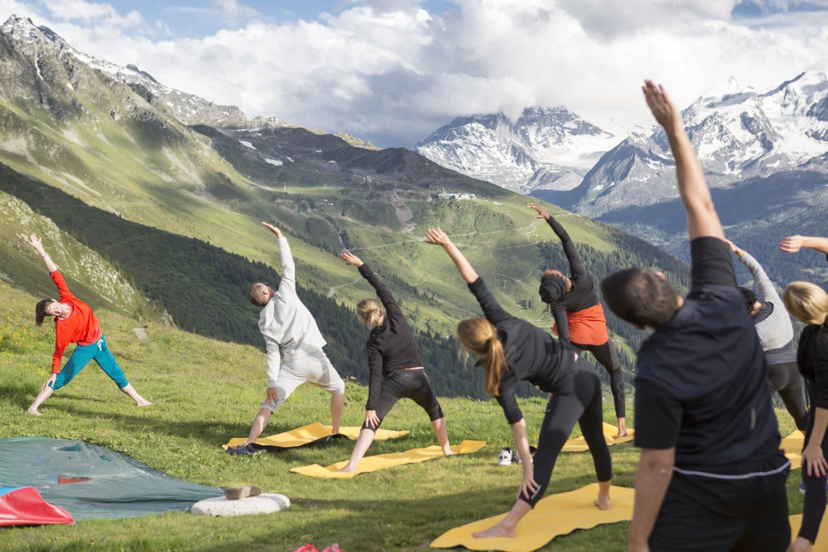 Swiss wellness