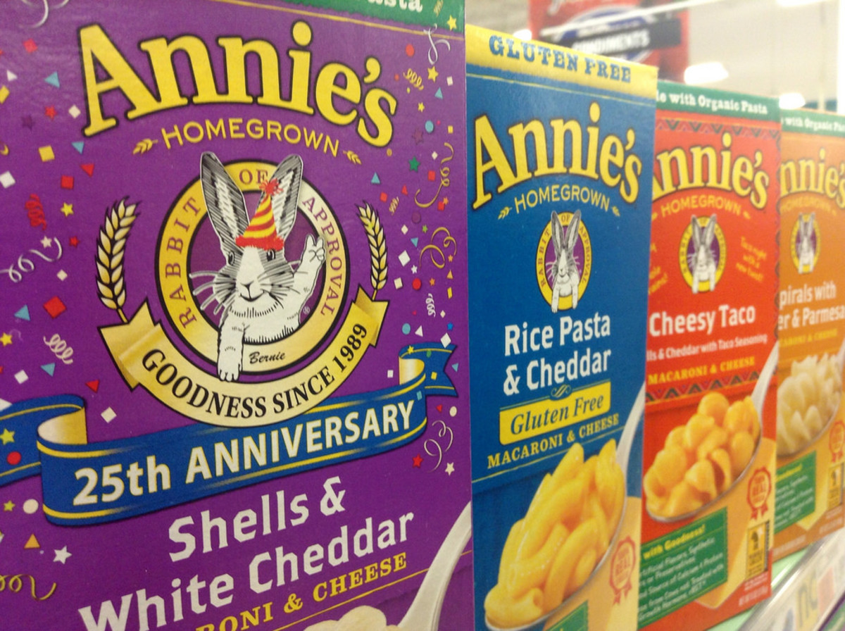 Annie's Homegrown — From Backyard Bunny to Big Food: Behind the Label