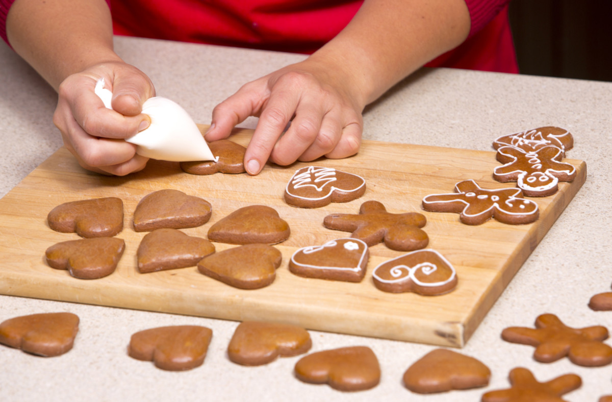 German Lebkuchen Recipe: Change Up Your Christmas Gingerbread