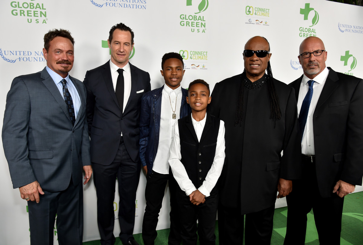 The Global Green Oscar Pre-Party was filled with amazing people.