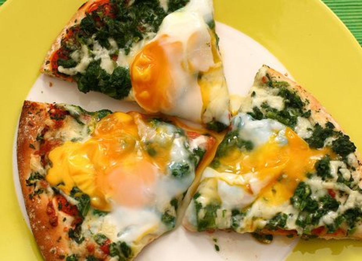 5 Healthy Recipes to Top Off With a Fried Egg_ccflcr_Katrin Morenz_03.18.14