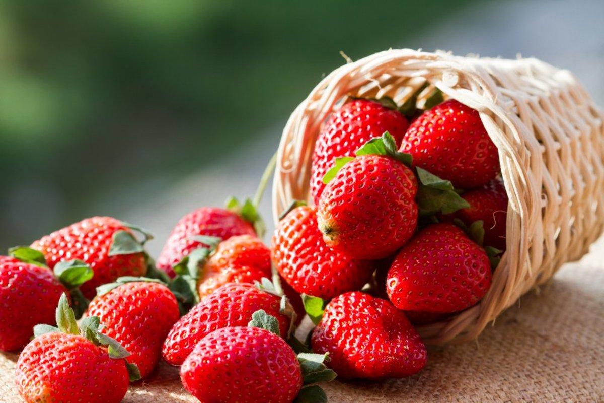 Strawberries Top EWG's Dirty Dozen List