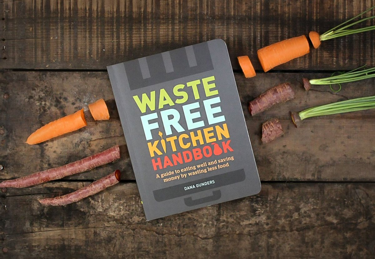 Take on food wast with ehe food waste handbook.