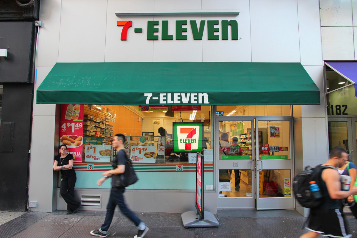 7-Eleven Launches Organic Cold-Pressed Juice Line