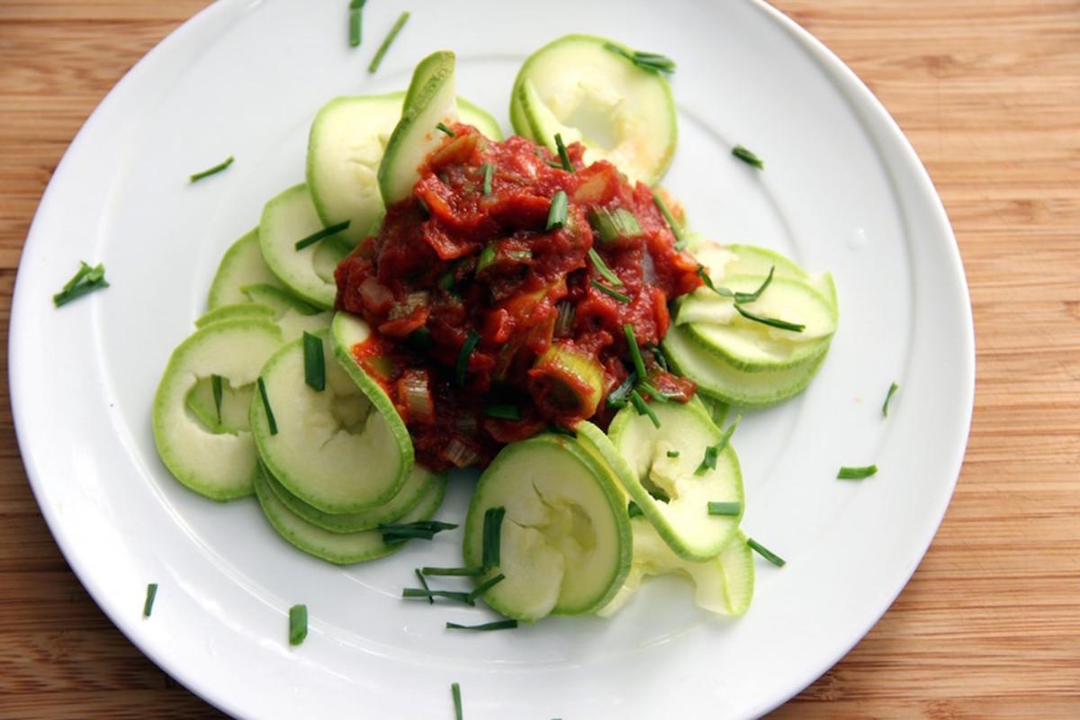 zucchini with tomato recipes