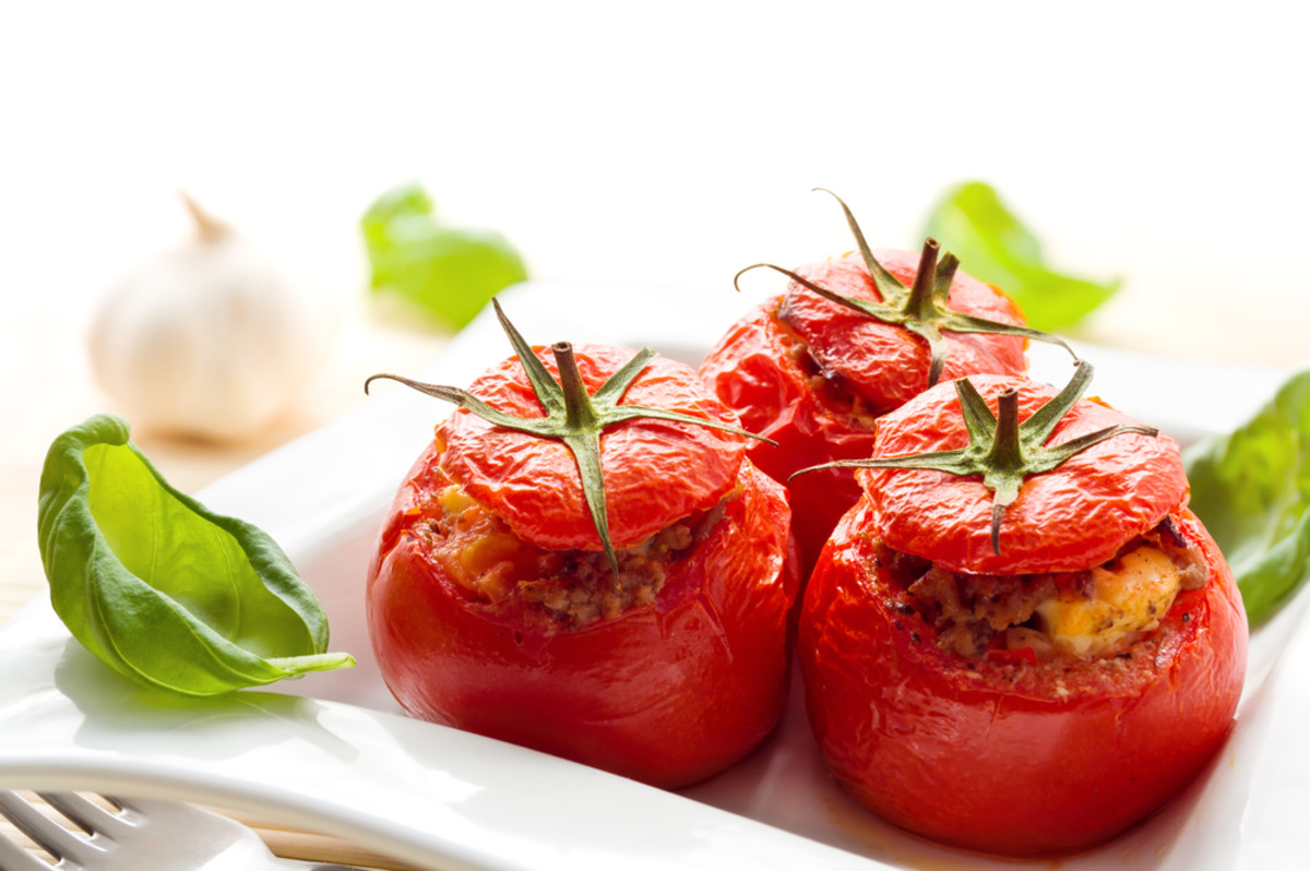 stuffed tomatoes recipes