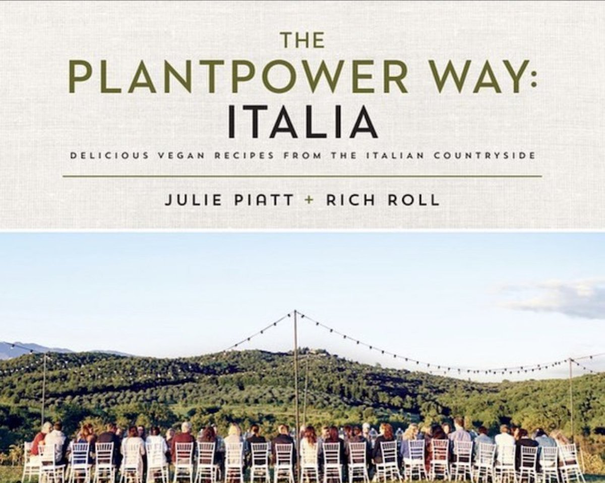 Plantpower Italia Cookbook