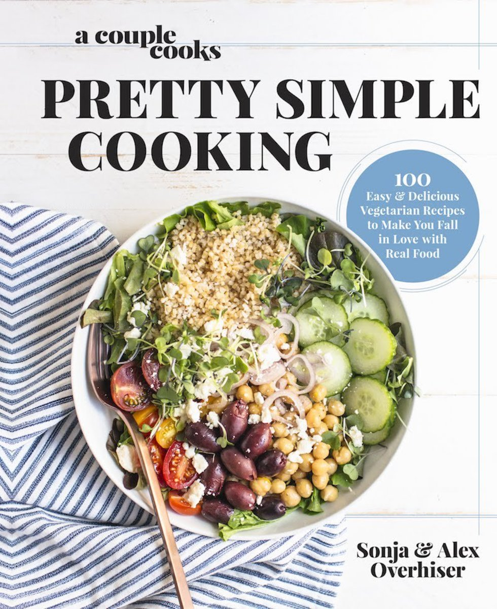 Pretty Simple Cooking Cookbook
