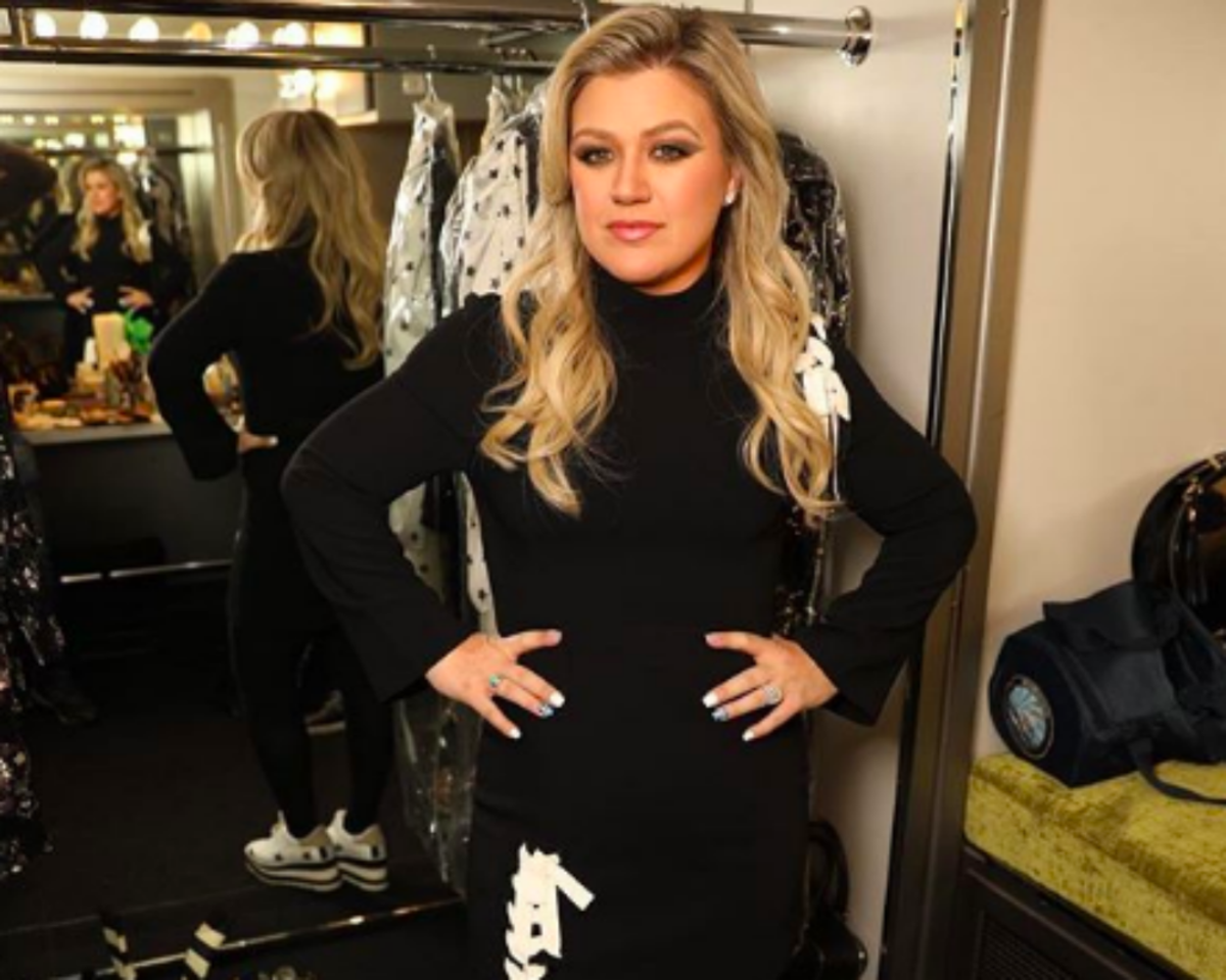 Clean Eating Helped Kelly Clarkson Lose 40 Pounds