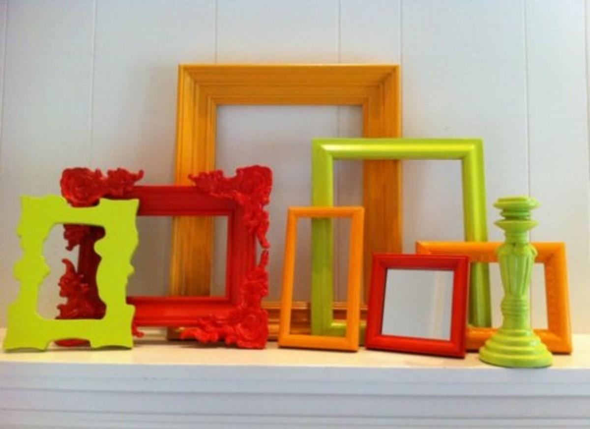 funky-diy-frames