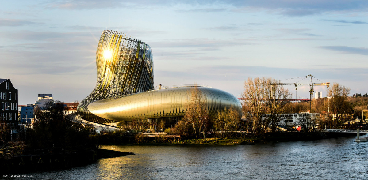 cité du vin -- a park for wine-lovers