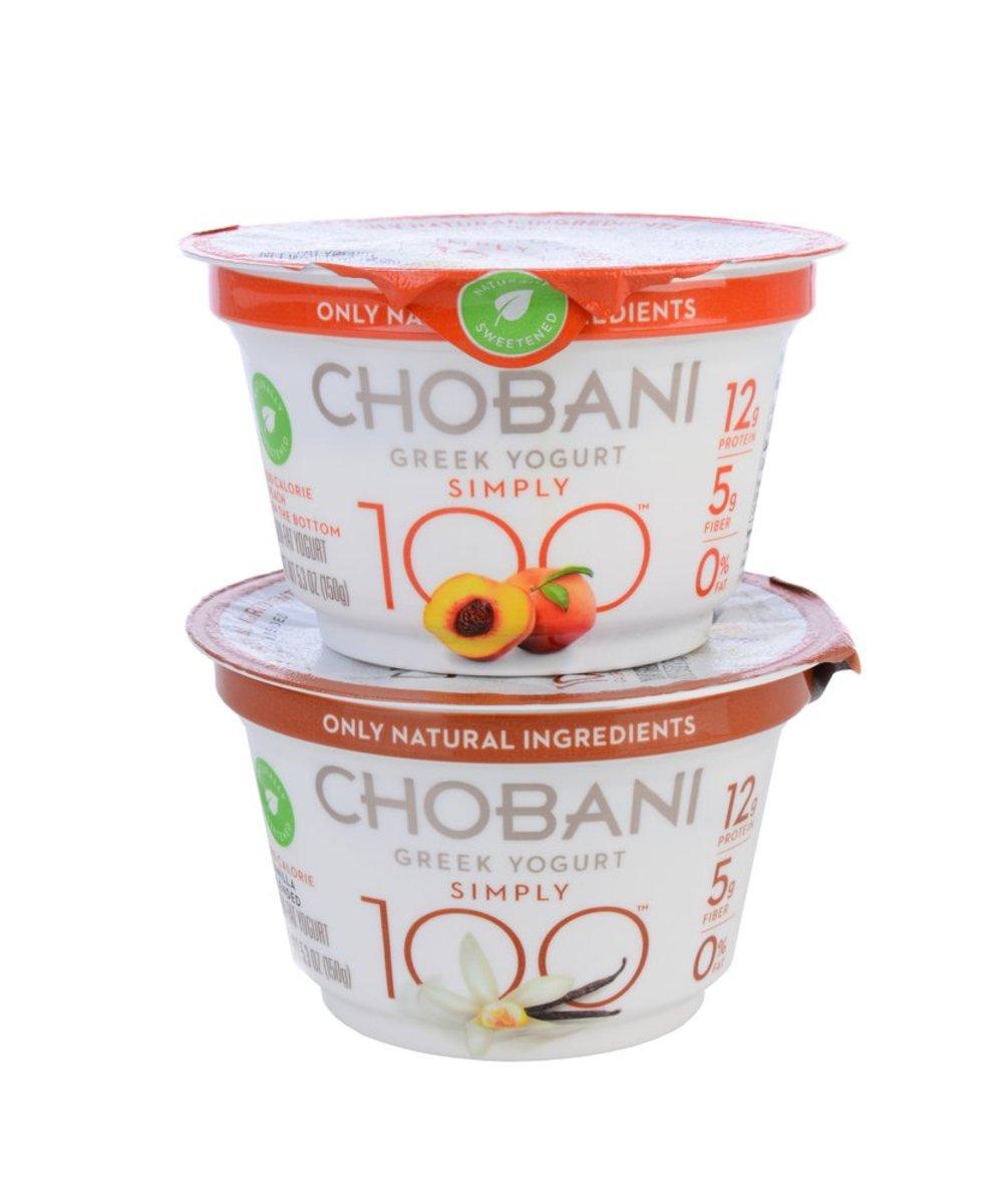 Court Rules Against Chobani Simply 100 in Natural Yogurt Feud