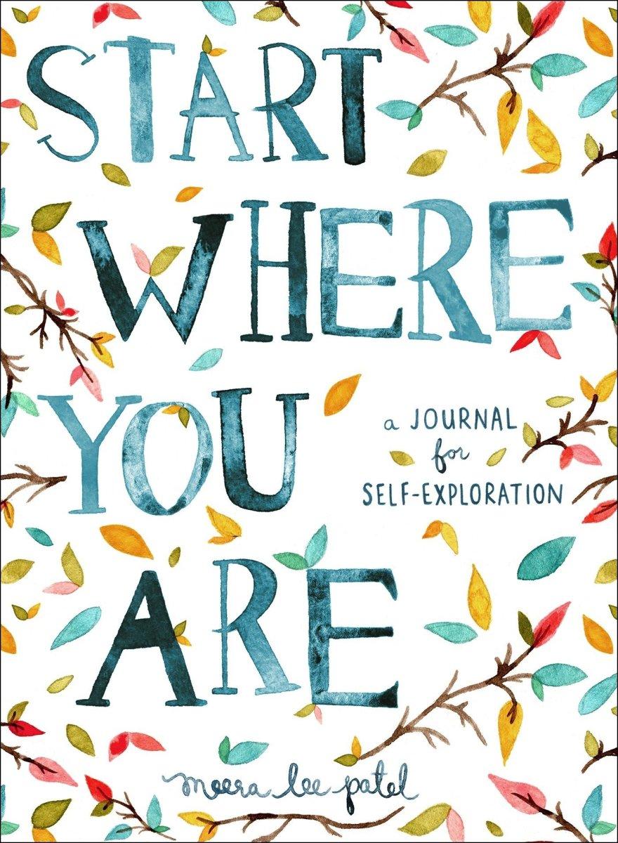 Start journaling here.
