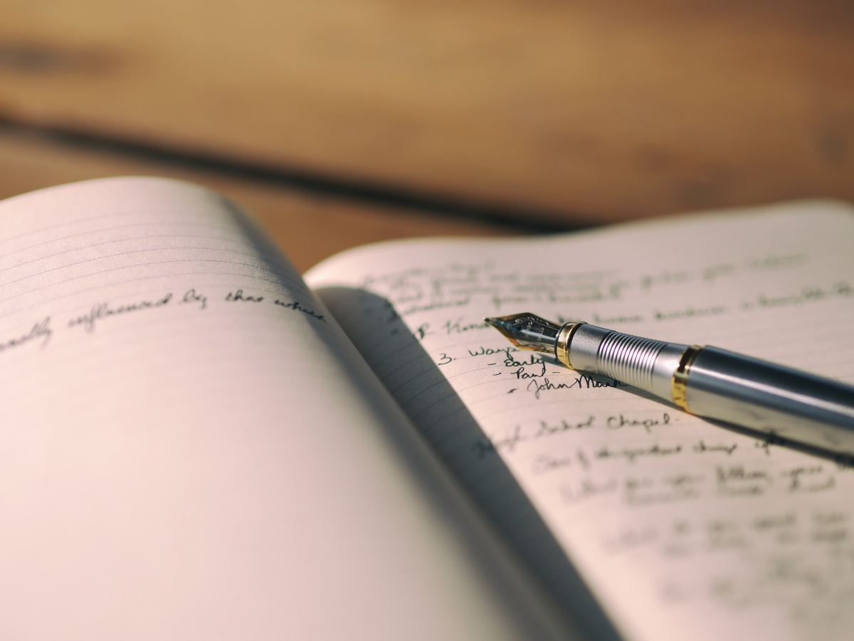 Here's What You Need to Know About Keeping a Journal